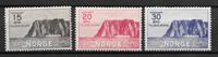 Norge 1930 - AFA 159-161 - ustemplet
