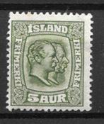 Island 1915 - AFA 79  - postfrisk