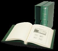 Album Leuchtturm/Groenland 1905-2017 avec poch.