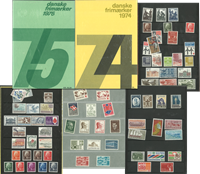 Danemark - Collections annuelles