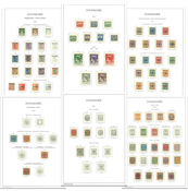 Dinamarca - Colección nueva con y sin charnela