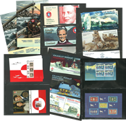Groenlandia - Colección en álbum con tapa