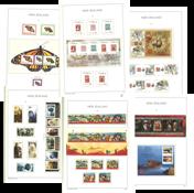 Nueva Zelanda - Colección 2000-2010 nuevo