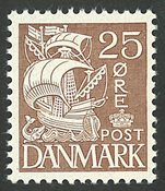Danemark - AFA 214 neuf sans ch.