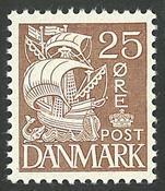 Danmark - AFA 214 postfrisk