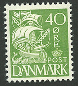 Danmark - AFA 208 postfrisk