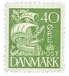 Danemark - AFA 208 neuf sans ch.