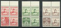 Danemark - AFA 236-238 neuf sans ch.