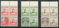 Danmark - AFA 236-238 postfrisk