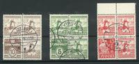 Danemark - AFA 236-238 oblitérés