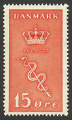 Danemark - AFA 179 neuf sans ch.