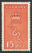 Danmark - AFA 179 postfrisk