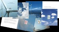 Bog -  Frimærker for fuld vindstyrke