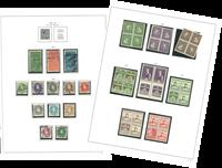Danmark - Stemplet samling