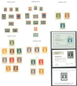 Grønland - Luksussamling 1905-2004