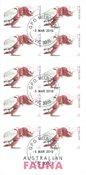 Australien - Galah - Stemplet frimærkehæfte