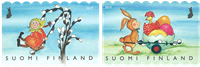 Finland - Easter 2019 - Mint set 2v