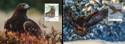 Liechtenstein - Europa Cept 2019 / Oiseaux - Cartes Maximum