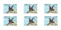 Faroe Islands - EUROPA 2019 National birds - Mint booklet
