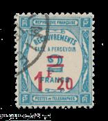 Impero Tedesco - 1929/1931 - Y&T TX 64 - timbrato