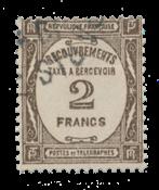 Frankrig 1927-31 - YT TX62 - Stemplet