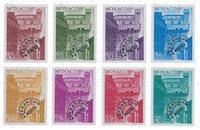 Monaco - 1976 - Y&T PO 38/45 - Neuf