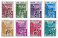 Monaco - 1976 - Y&T PO 38/45 - Nuevo