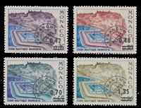 Monaco - 1975 - Y&T PO 34/37 - nuovo
