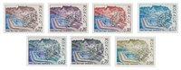 Monaco 1969-1971 - YT PO 27-33 - Postfrisk
