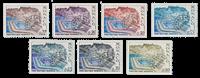 Monaco - 1969/1971 - Y&T PO 27/33 - nuovo