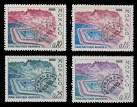 Monaco - 1964/1967 - Y&T PO 23/26 - Nuevo
