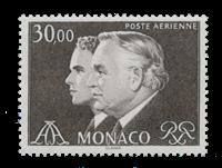Monaco - 1984 - Y&T PA 104 - nuovo