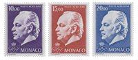 Monaco - 1974 - Y&T PA 97/99 - Neuf