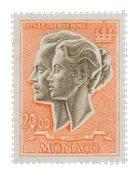 Monaco - 1971 - Y&T PA 90A - Neuf