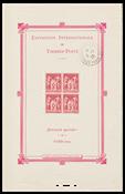 Francia - 1925 -  Y&T blocco 1B - nuovo