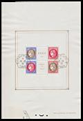 Francia - 1937 - Y&T blocco 3 - timbrato