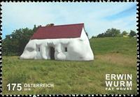 Autriche - Erwin Wurm - Timbre neuf