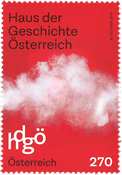 Autriche - La Maison de l'Histoire - Timbre neuf
