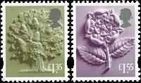 Englanti - Yleismerkkejä - Postituoreena (2)