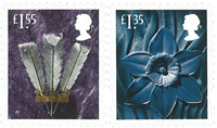 Englanti - Yleismerkkejä Wales - Postituoreena (2)