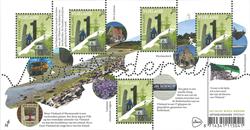 Netherlands - Beautiful Netherlands Vlieland - Mint souvenir sheet