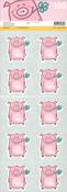 Suisse - L'année du cochon - Feuillet neuf