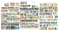 Divers pays - Cartes et pochettes
