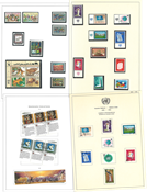 FN Schweiz - Postfrisk samling