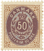 Danmark - AFA 30 postfrisk