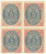 Danmark - AFA 24 i fireblok