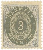 Danmark - AFA 22a postfrisk