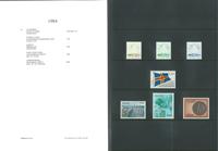 Åland - Første årsmappe 1984