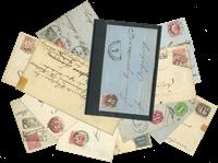 Etats Allemands - Lettres