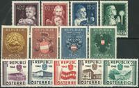 Autriche - 1949-55